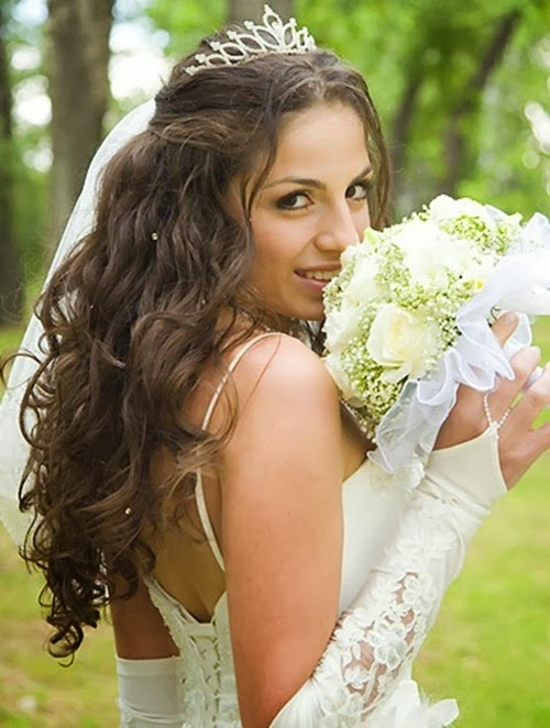 wedding long hairstyles Inspired Long Wedding  2011 Fashionable Hairs