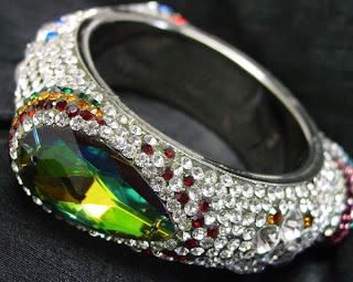 RhinestoneBangle