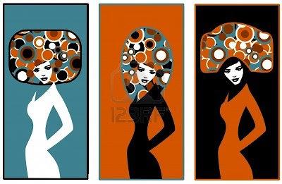 Art pictures of Women