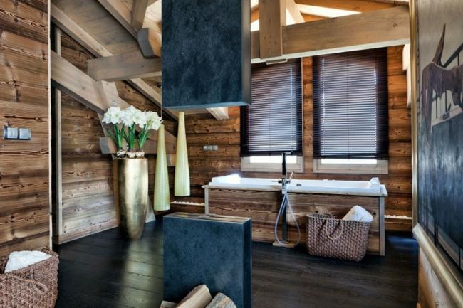 Diseno De Baños Rusticos Piedra:Diseños de baños rústicos