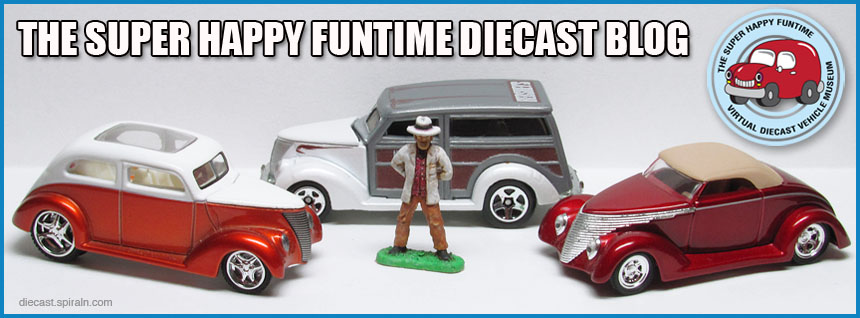 The Super Happy Funtime Diecast Blog