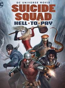 Suicide Squad: Hell to Pay 2018 Legendado