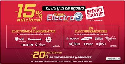 super electro 3 corte ingles 19-8-13