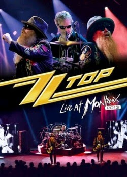 ZZ Top Live At Montreaux 2013 DVD