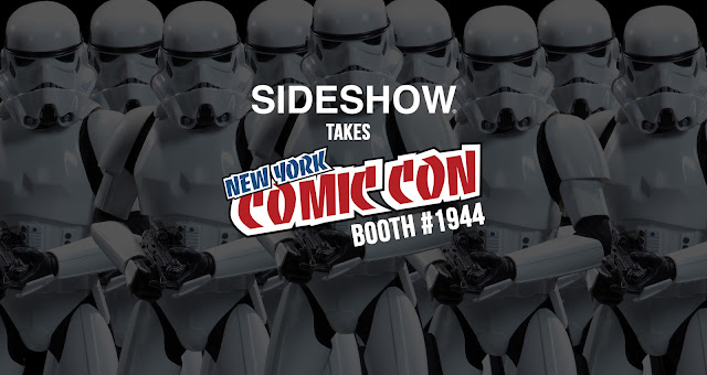 NYCC 2015: Interview with Sideshow Collectibles