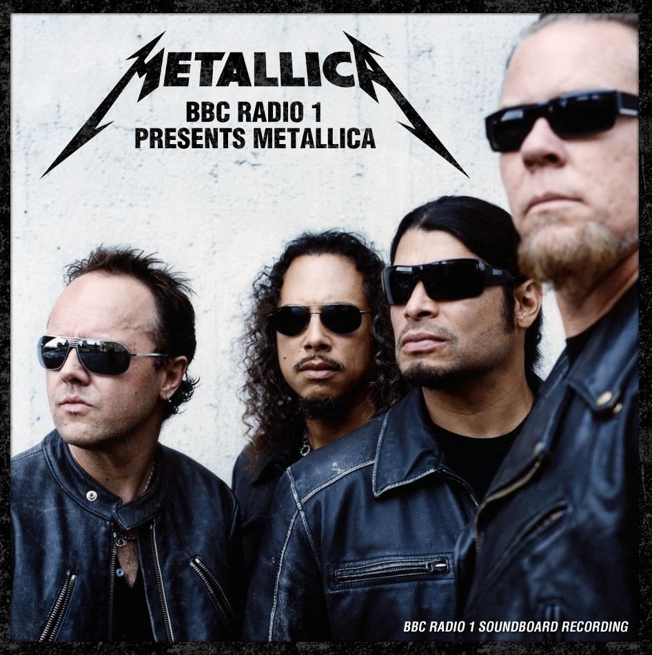Metallica: Live at BBC Radio 1 (November 17, 2016)