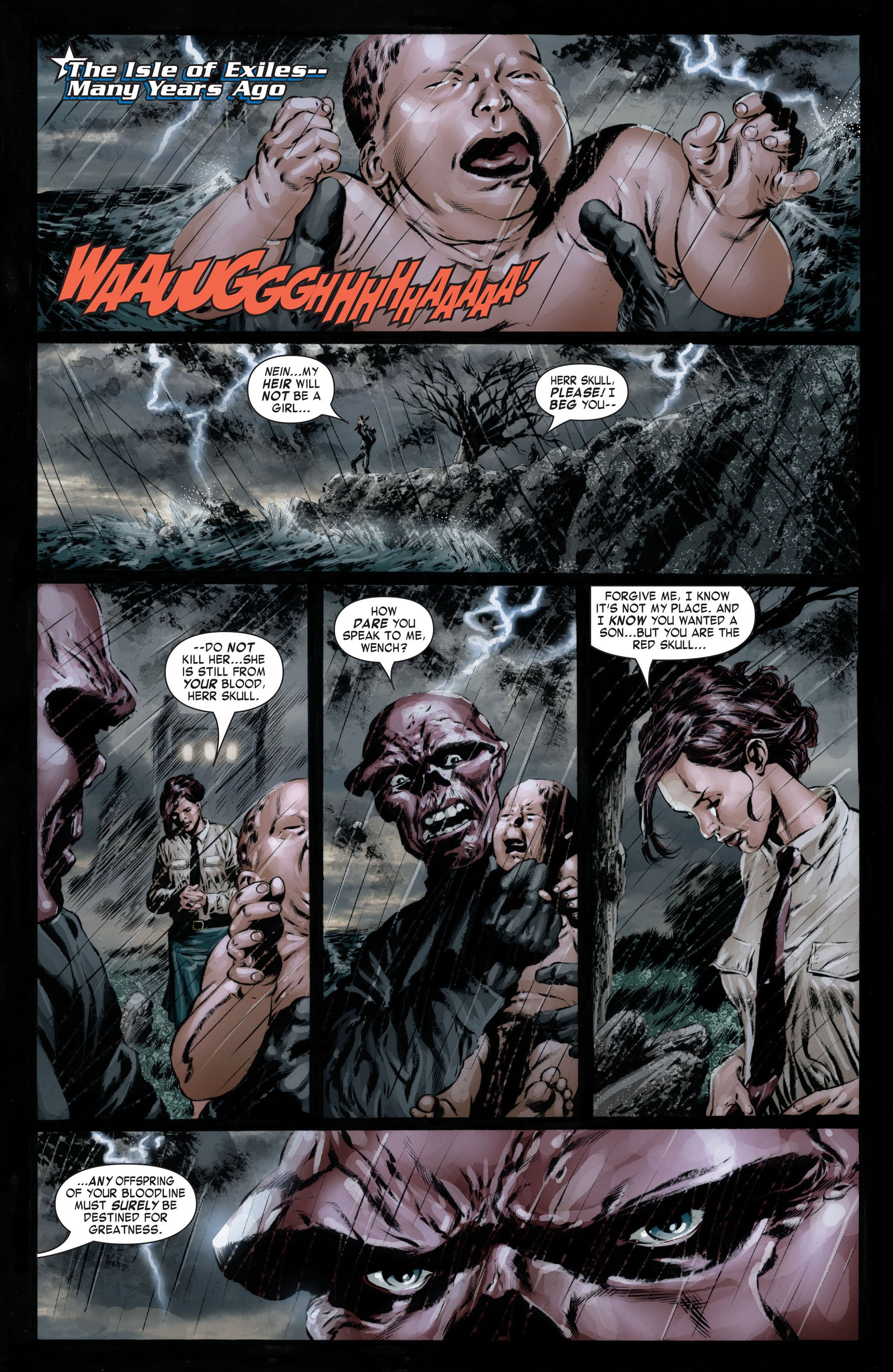 Captain America (2005) Issue #15 #15 - English 8
