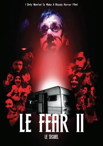 Le Fear II: Le Sequel (2015) poster