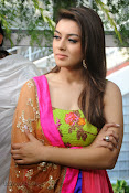 Hansika Motwani Photos at Durga movie launch-thumbnail-9