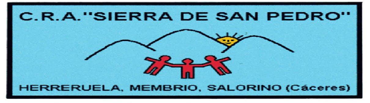 C.R.A. SIERRA DE SAN PEDRO