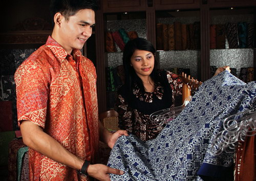 Puri Fashion, Semarang Batik Boutique
