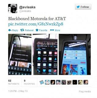 Inikah Sosok X phone ?