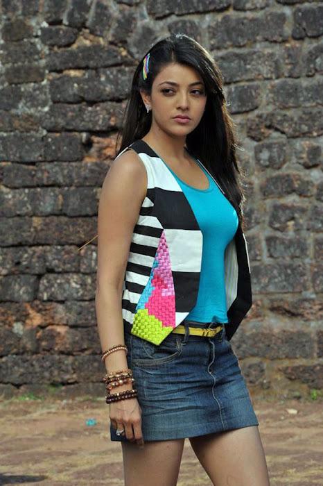 kajal agarwal from businessman latest photos