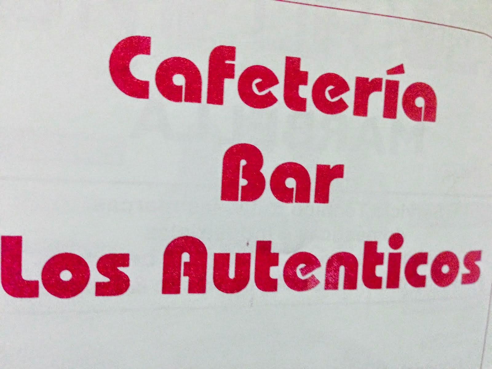 Cafetería Bar Los Auténticos