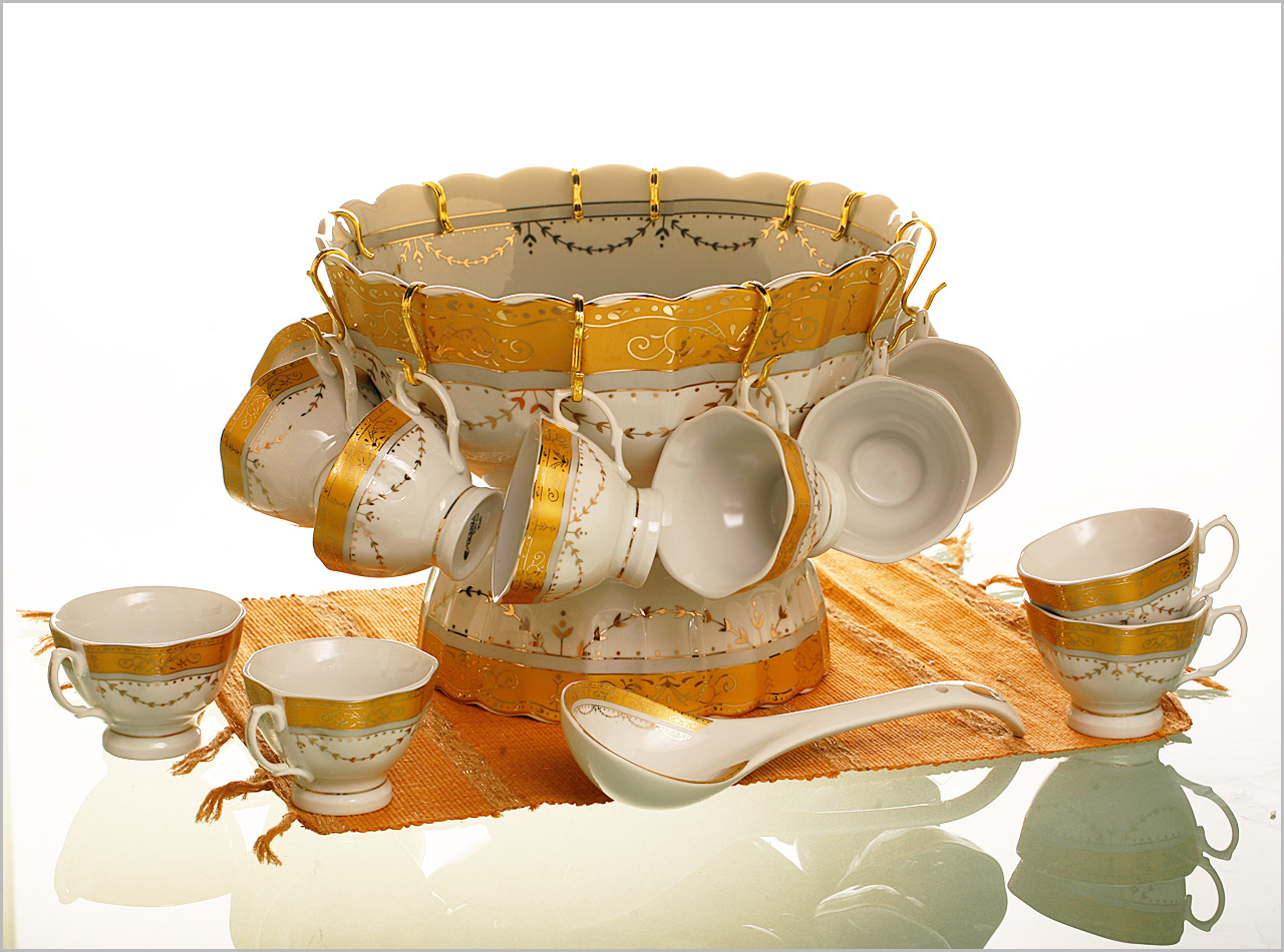 BOWL SET (27PCS) B410 - VIZENZA