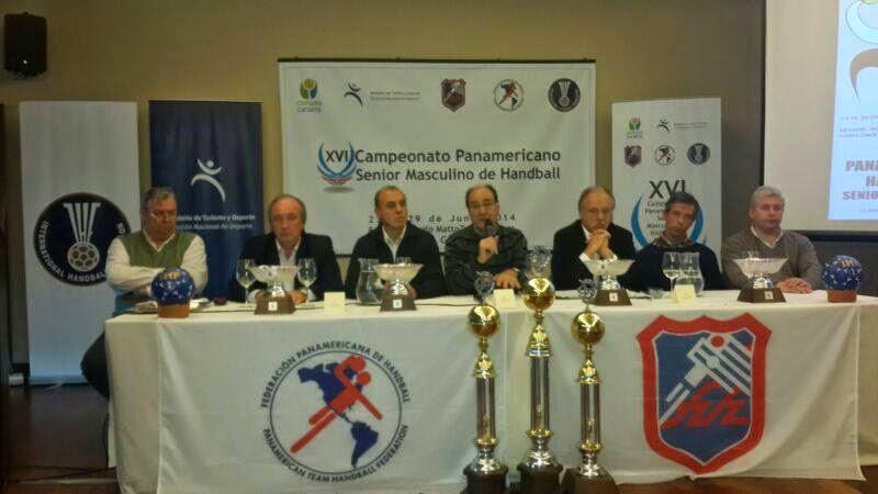 Panamericano de Uruguay 2014: rasí quedan los Grupos | Mundo Handball