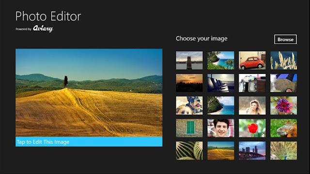 تحميل برنامج تحرير الصور واضافة التأثيرات على ويندوز 10 مجانا Photo Editor