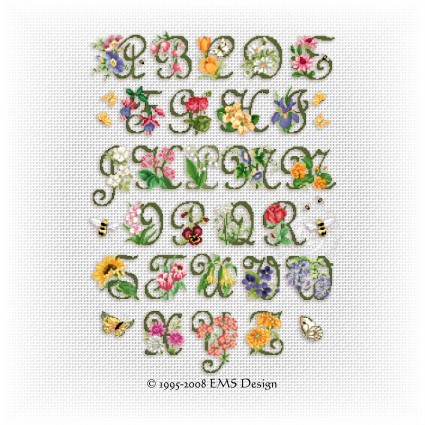 Artecy Cross Stitch. Free cross stitch patterns fortnightly.