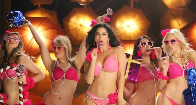 Sunny Leone from Leela movie latest hot photos