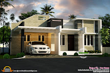 Beautiful Single Floor Houses Design