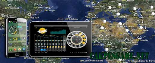eWeather HD•NOAA Radar•Alerts v5.7.1 Apk Full Activation