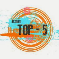 Top 5.....ya-hooooo at Assorti