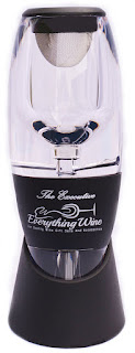 Wine Aerator and 4 Wheel Foil Cutter Gift Set  #Everythingwine