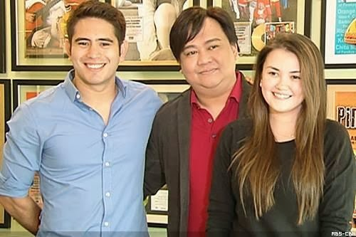 gerald anderson and angelica panganiban with ruel bayani