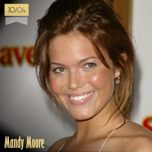 10 de abril | Mandy Moore - @TheMandyMoore | Info + vídeos