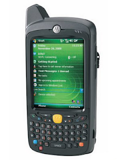 Motorola M55 shock resistant phone