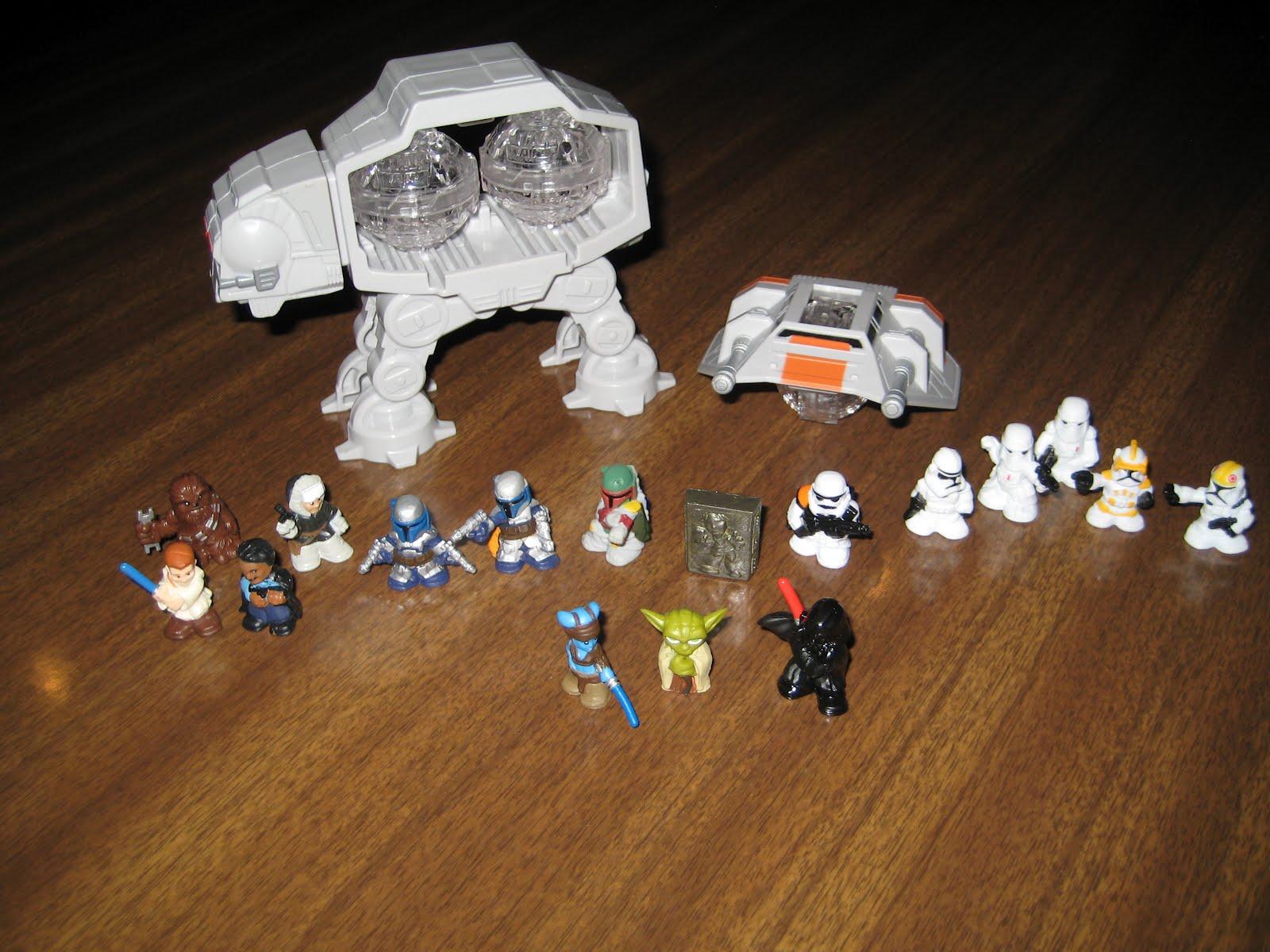 Jedi Master Tolman\'s Toy Emporium: February 2012