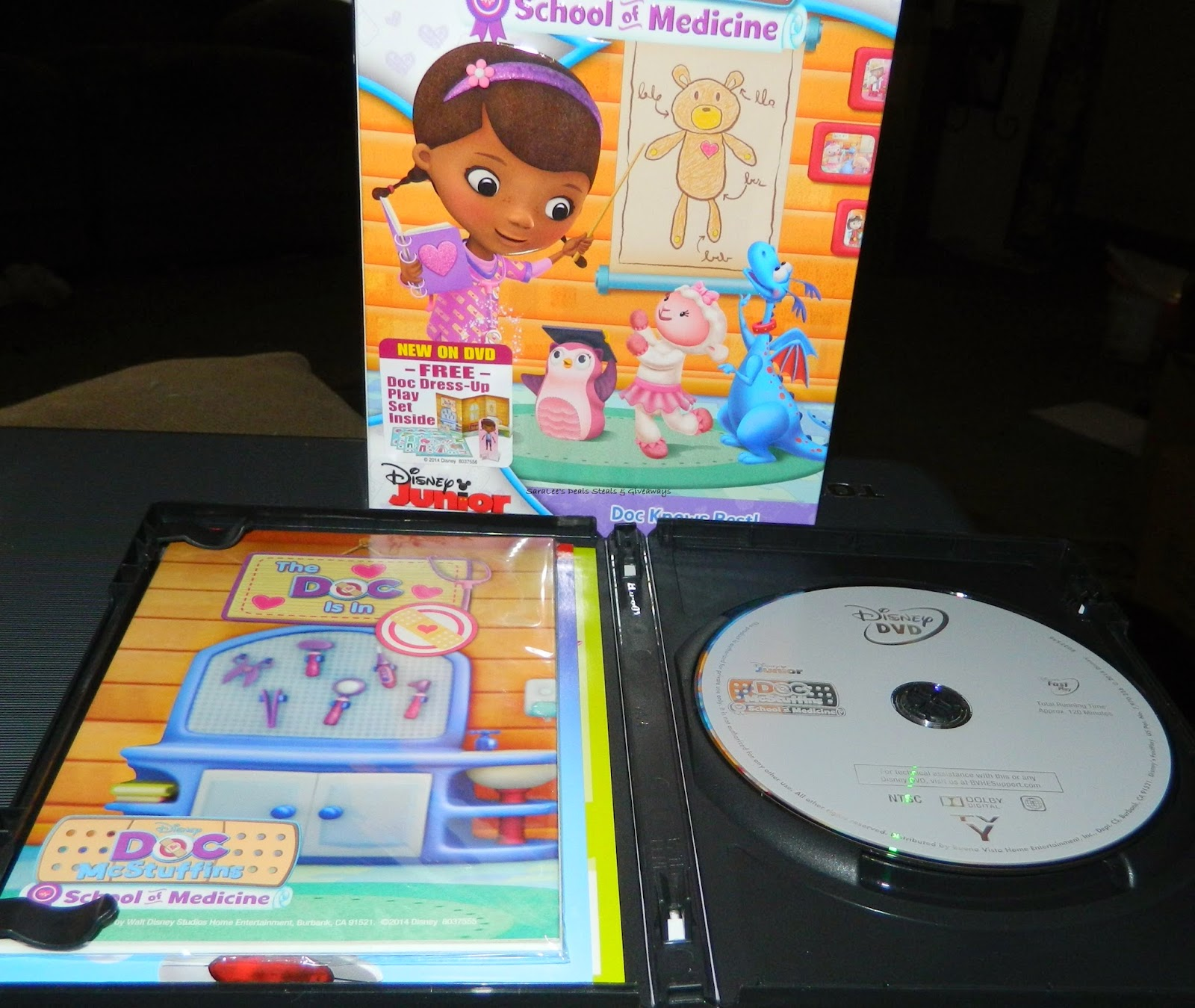 Doc McStuffins: School of Medicine Prize Pack Giveaway