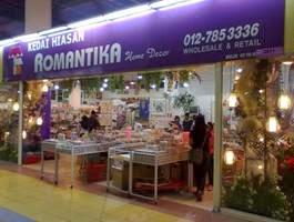 Ayong aroha romantika home decor branches showrooms for Home decor johor bahru