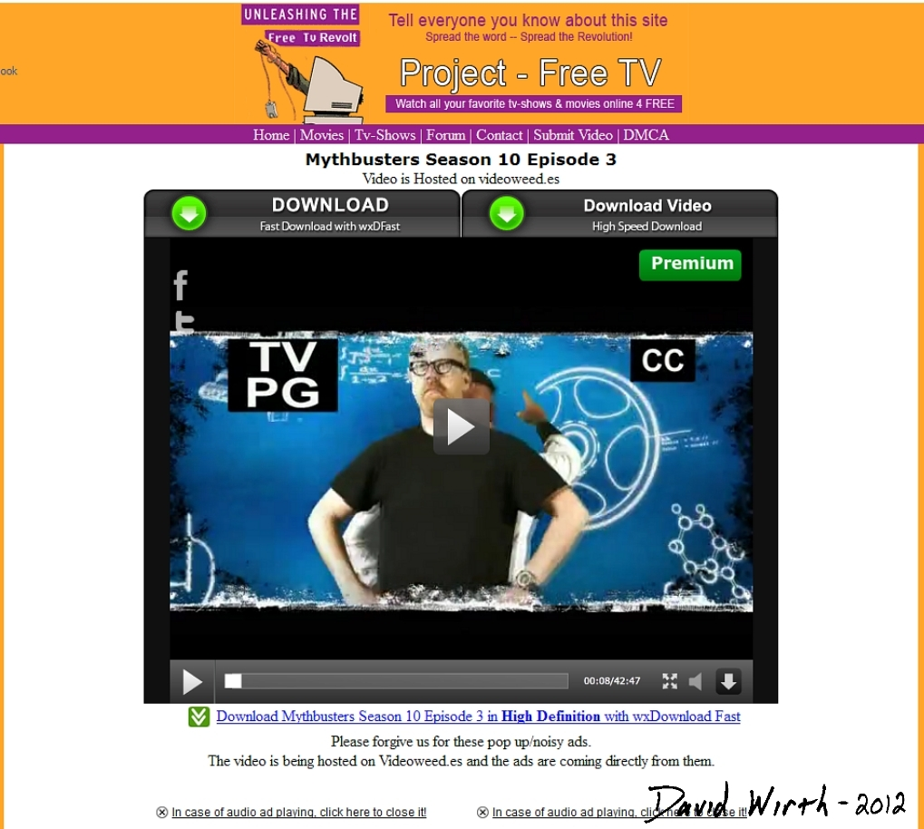 WatchSeries - Watch TV Series Online - Primewire