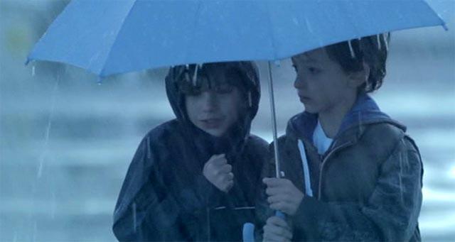 Bajo el paraguas