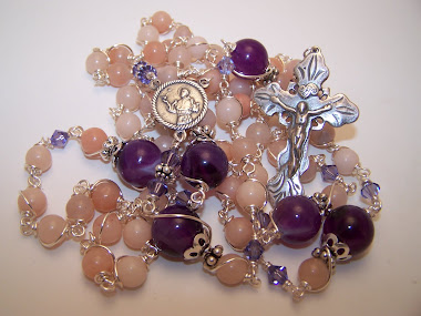 No.140.  Rosary Of St. Francis Of Assisi