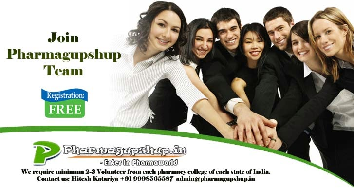 Join Pharmagupshup Team