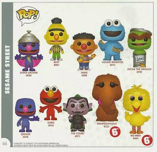 Sesame Street Catálogo