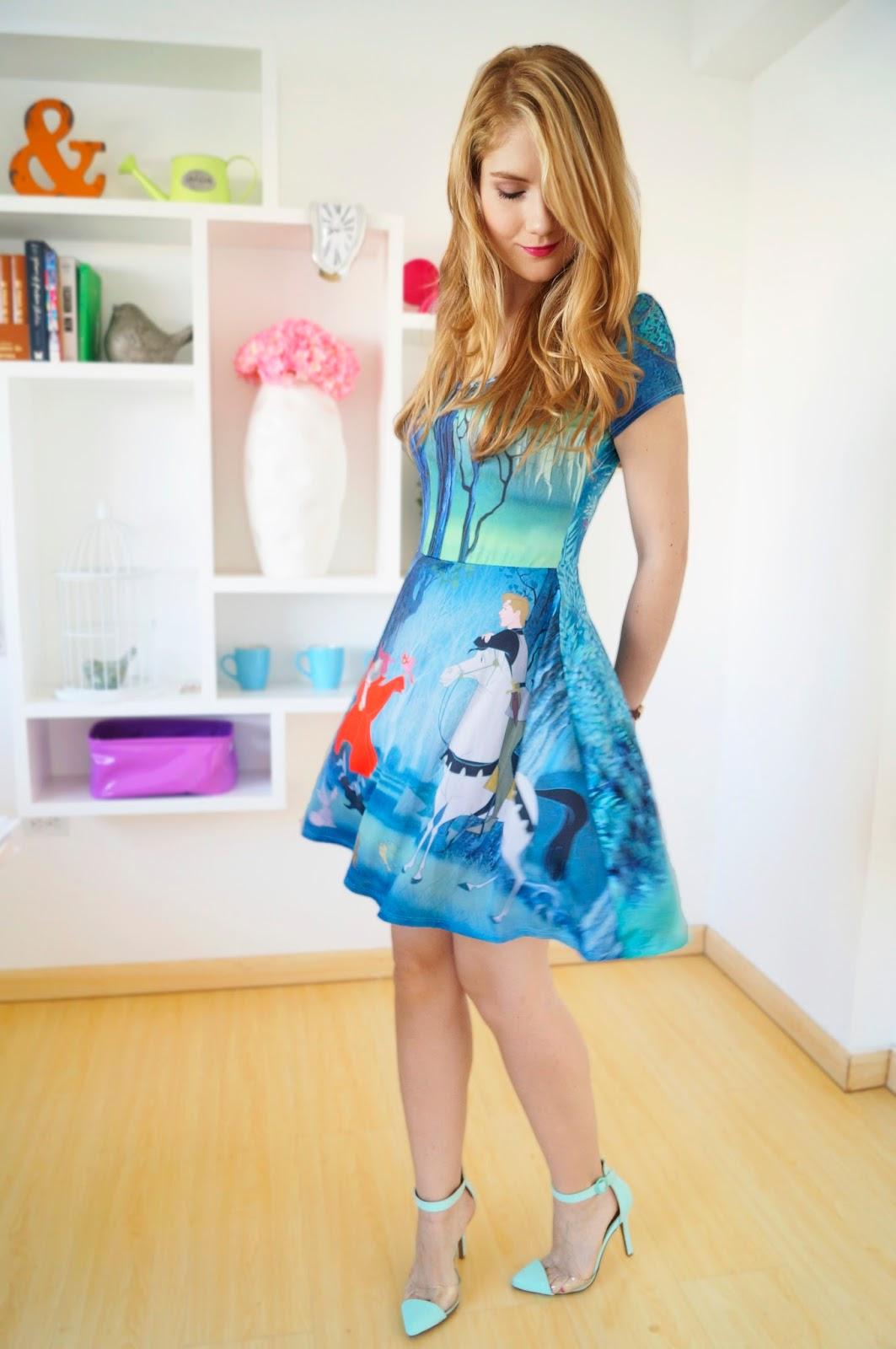 Disney Outfits, Sleeping Beauty Fashion
