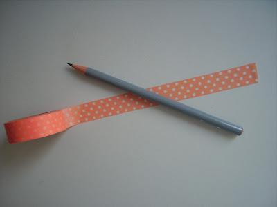 masking tape baby pink