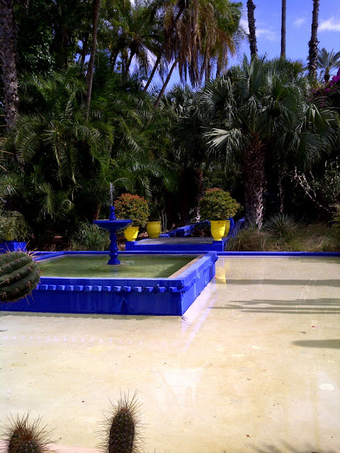 IMG 20120404 01434 THE MAJORELLE GARDENS OF MARRAKESH