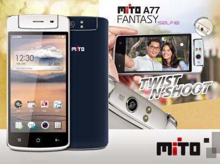spesifikasi mito a77 fantasy selfie