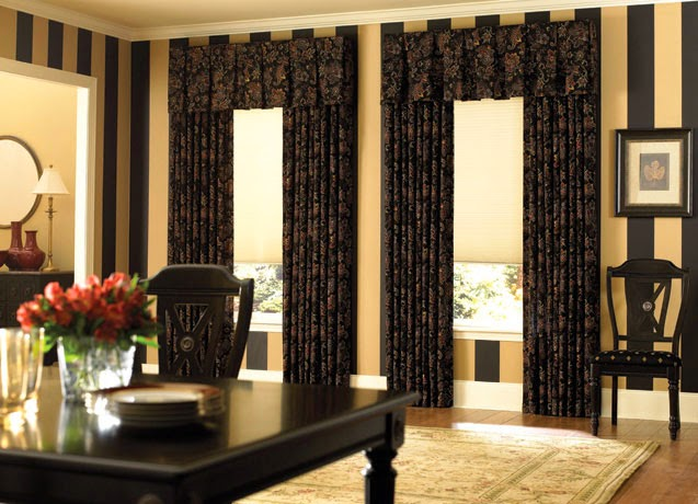 Curtain Ideas Curtains Over Blinds Interior Design