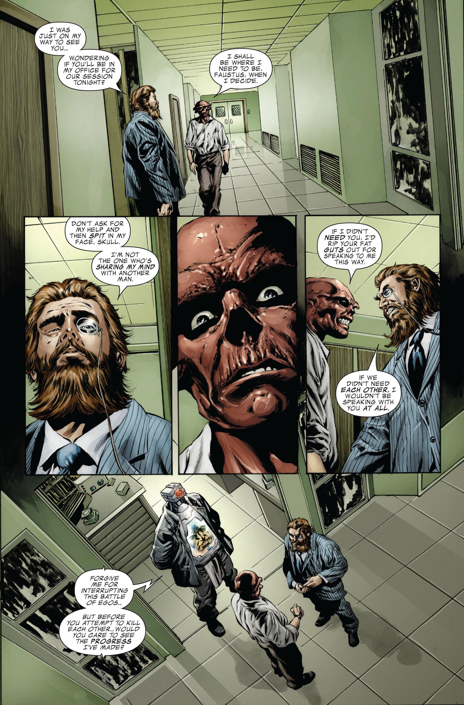 Captain America (2005) Issue #26 #26 - English 14