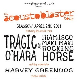 Acoustoblaster Tour 2011