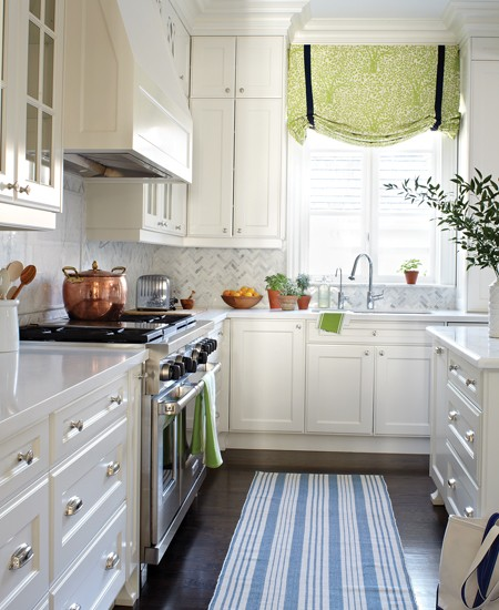 Kitchen Countertops and White