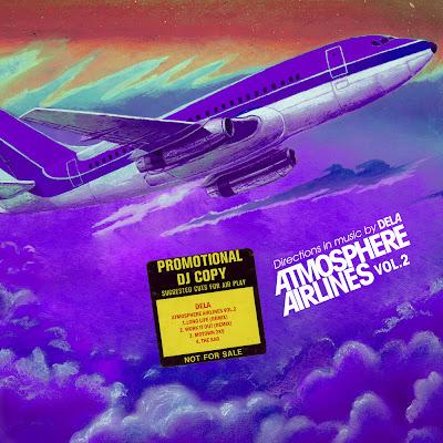 Dela – Atmosphere Airlines Vol. 2 (CD) (2008) (FLAC + 320 kbps)