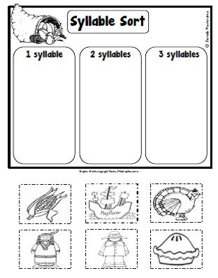 kindergarten worksheets syllables for kindergarten worksheets printable worksheets guide for. Black Bedroom Furniture Sets. Home Design Ideas