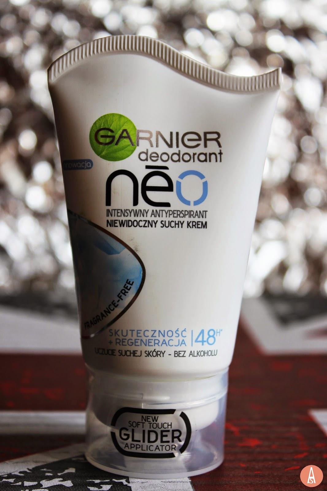 Garnier Neo, Fregrance Free, Dezodorant antyperspiracyjny w suchym kremie