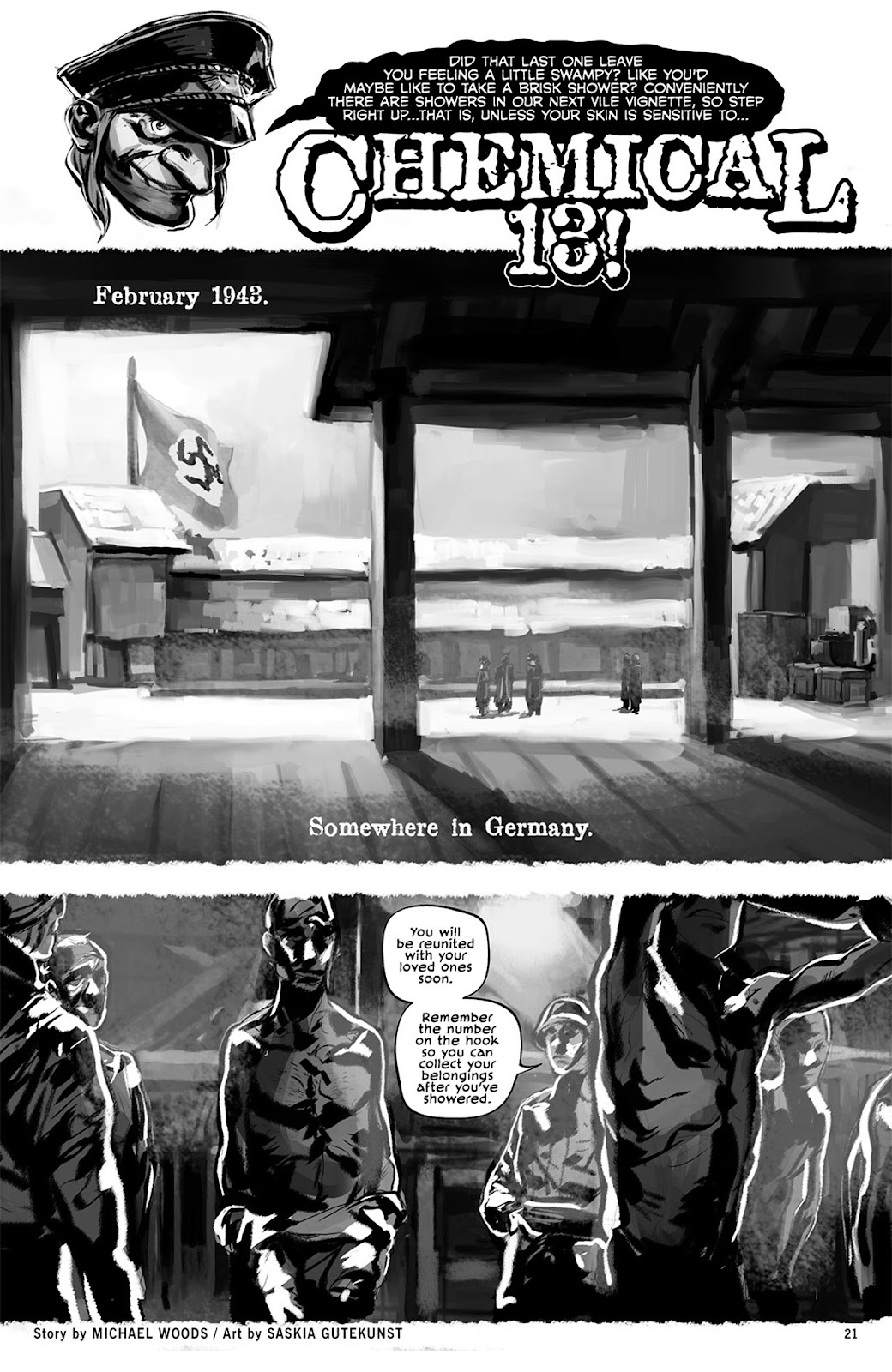 Creepy (2009) Issue #1 #1 - English 23